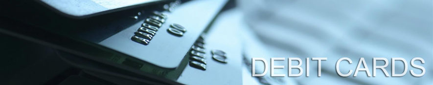 Debit card for business