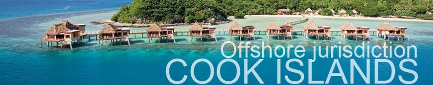 Cook islands business company
