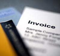 Re-invoicing services